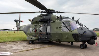 78-35 - NH Industries NH-90TTH - Germany - Army