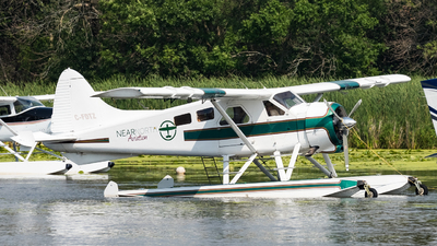 C-FDTZ - De Havilland Canada DHC-2 Mk.I Beaver - Private