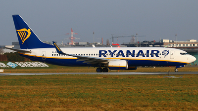 EI-DPH - Boeing 737-8AS - Ryanair