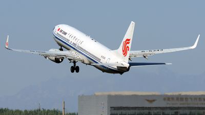 B-5343 - Boeing 737-89L - Air China