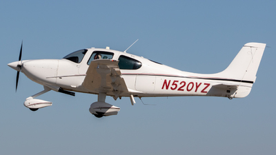 N520YZ - Cirrus SR20 - Private