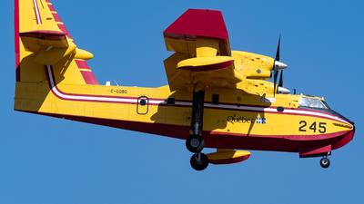 C-GQBG - Canadair CL-415T - Canada - Quebec Service Aerien Gouvernemental
