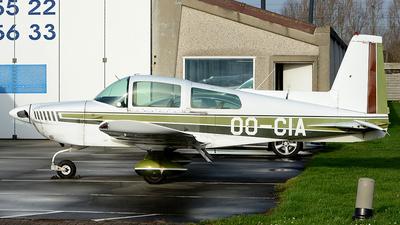 OO-CIA - Grumman American AA-5 Traveler - Private