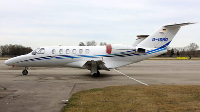D-IGRO - Cessna 525A CitationJet 2 - Private