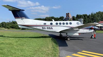 9H-RBA - Beechcraft B200GT Super King Air - Private