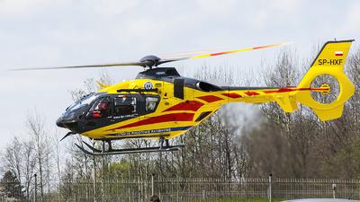 SP-HXF - Eurocopter EC 135P2i - Lotnicze Pogotowie Ratunkowe