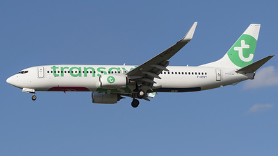 F-HTVT - Boeing 737-86J - Transavia France