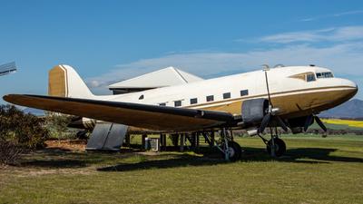 PK-GDC - Douglas C-47A Skytrain - Private