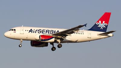 YU-APM - Airbus A319-132 - Air Serbia