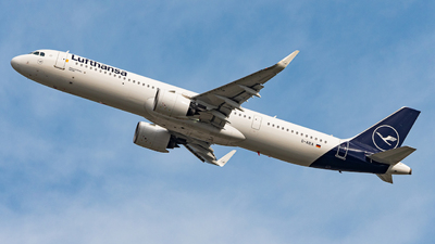 D-AIEA - Airbus A321-271NX - Lufthansa