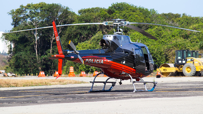 PP-EFM - Eurocopter AS 350B2 Ecureuil - Brazil - Military Police