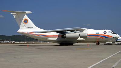 UP-I7604 - Ilyushin IL-76TD - Kazaviaspas