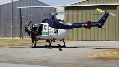 VH-XRA - MBB Bo105LSA-3 - Heliwest