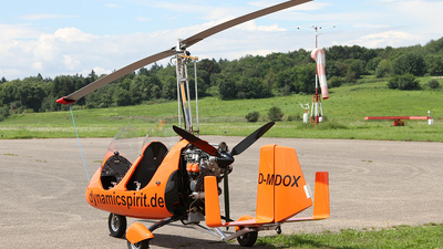 D-MDOX - AutoGyro Europe MTOsport  - Private