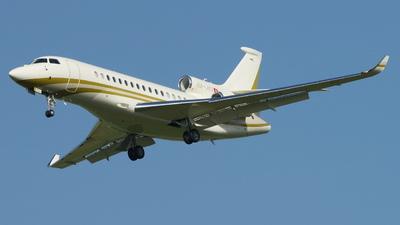HB-JKV - Dassault Falcon 7X - ExecuJet Aviation