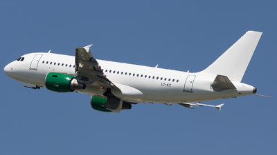 LY-KIT - Airbus A319-112 - GetJet Airlines
