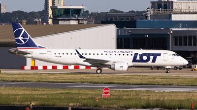 SP-LMC - Embraer 190-100STD - LOT Polish Airlines