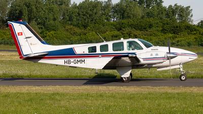 HB-GMM - Beechcraft 58 Baron - Humanitarian Pilots Initiative (HPI)