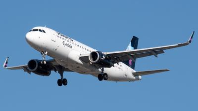 XA-VLC - Airbus A320-233 - Volaris