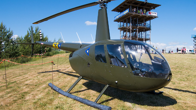 63 - Robinson R44 Clipper - Estonia - Air Force