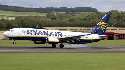 EI-DCP - Boeing 737-8AS - Ryanair