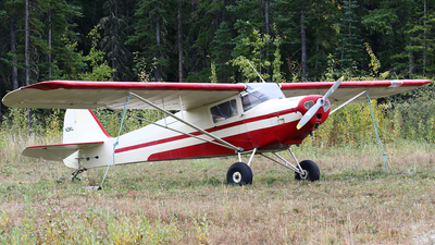 N3KL - Taylorcraft BC-12D - Private