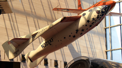 N328KF - Scaled Composites SpaceShipOne - Scaled Composites