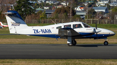 ZK-NAH - Piper PA-44-180 Seminole - Nelson Aviation College