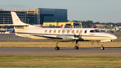 N366AE - Fairchild SA227-AC Metro III - Encore Air Cargo