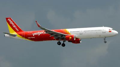 VN-A634 - Airbus A321-211 - VietJet Air