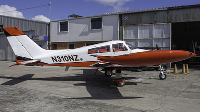 N310NZ - Cessna T310P - Private