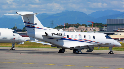 T7-RAY - Pilatus PC-24 - Private
