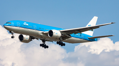 A picture of PHBQO - Boeing 777206(ER) - KLM - © Hwang Heesung