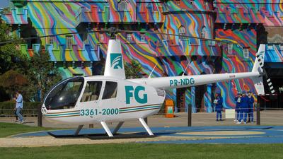 PR-NDG - Robinson R44 Raven II - Private