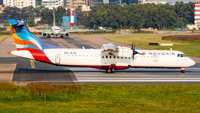 A picture of S2AJK - ATR 72500 - Novoair - © Emdadul Hoque