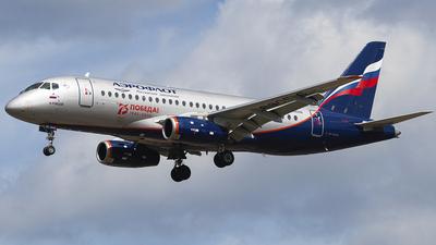 A picture of RA89056 - Sukhoi Superjet 10095B - Aeroflot - © Rakitin Nikita