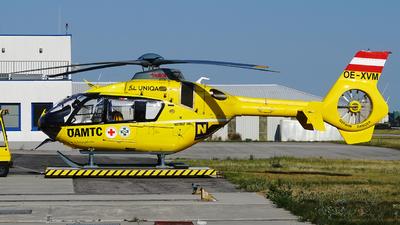 OE-XVM - Eurocopter EC 135T2+ - Helikopter Air Transport (Heliair)