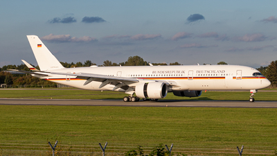 D-AGAF - Airbus A350-941 - Germany - Air Force