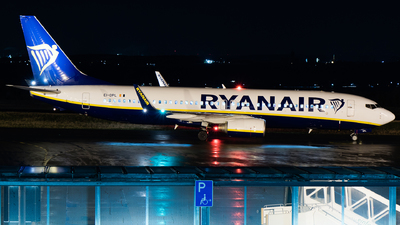 A picture of EIDPL - Boeing 7378AS - Ryanair - © Holm H