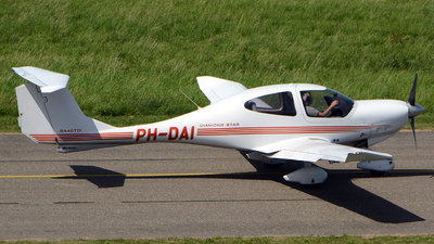 PH-DAI - Diamond DA-40D Diamond Star TDI - Wings over Holland