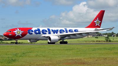 HB-IQI - Airbus A330-223 - Edelweiss Air
