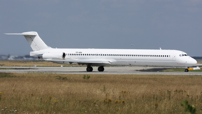 YR-HBA - McDonnell Douglas MD-83 - Medallion Air