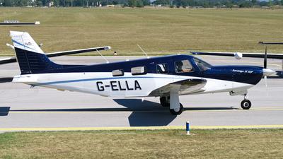 G-ELLA - Piper PA-32R-301 Saratoga II HP - Private