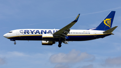 A picture of EIDLD - Boeing 7378AS - Ryanair - © Kris Van Craenenbroeck