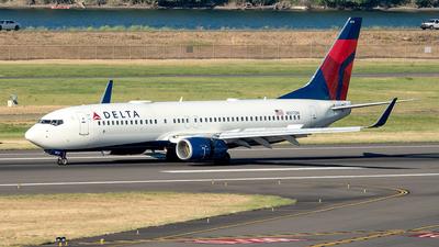 N3772H - Boeing 737-832 - Delta Air Lines