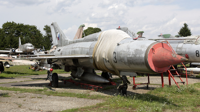 1313 - Mikoyan-Gurevich Mig-21 Fishbed - Czech Republic - Air Force
