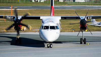 OE-LGK - Bombardier Dash 8-Q402 - Austrian Airlines
