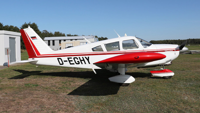 A picture of DEGHY - Piper PA28180 Cherokee - [285473] - © Marcel Hagemann