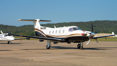 N401PD - Pilatus PC-12/45 - Private