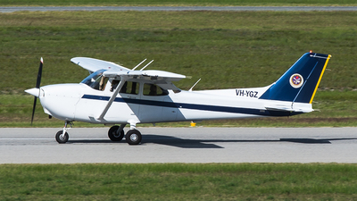 VH-YGZ - Cessna 172R Skyhawk II - Singapore Flying College
